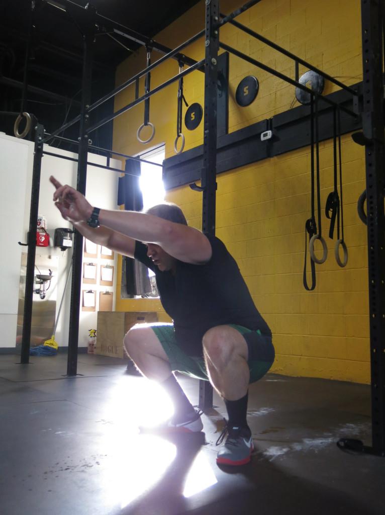Brink squats