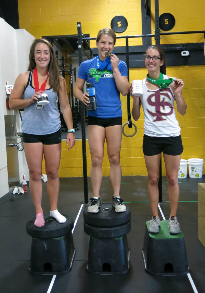 Holly_Hannah_Sara_IW  Podium