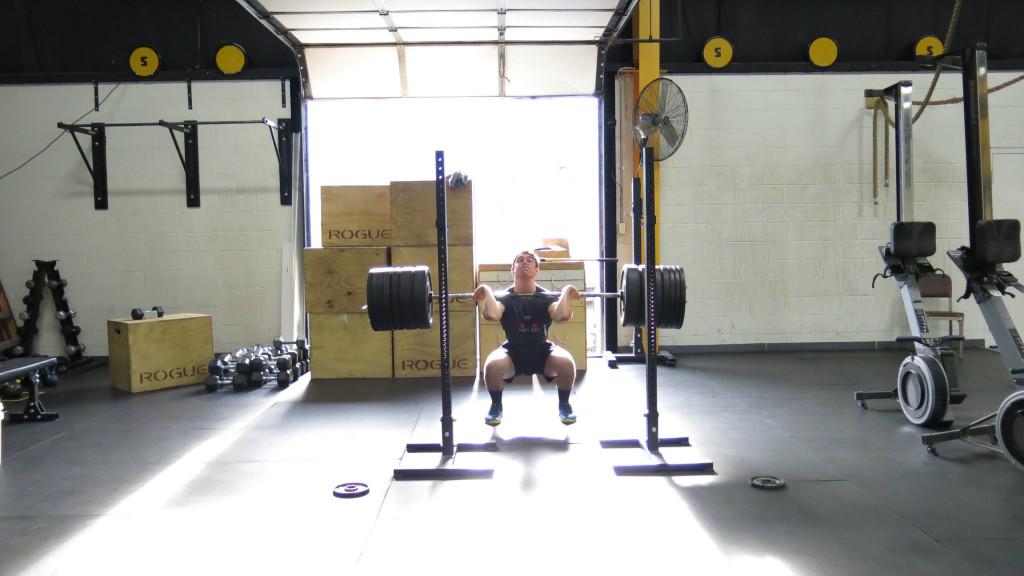 Connor Front Squat