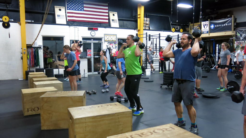 Group DB Thrusters_Box Jumps