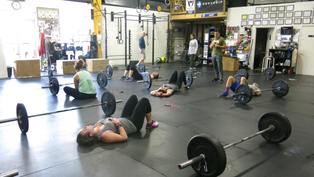 Post Workout Rebound