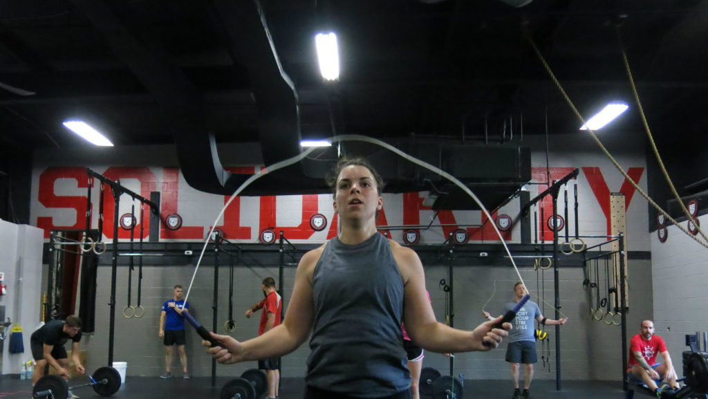 Joy jump rope